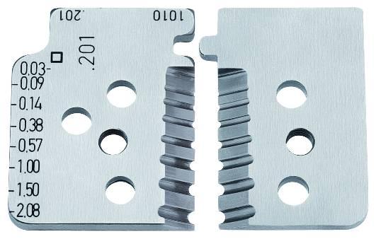 KNIPEX 12 19 02 1 Satz Ersatzmesser für 12 12 02