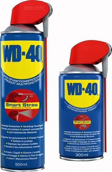 WD-40 Vielzweck-Spray 500ml mit Smart-Straw VPE 24