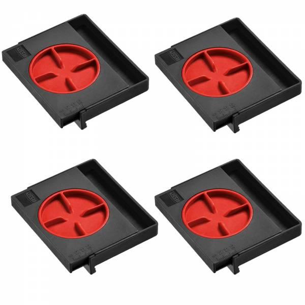 4 Stück BESSEY Abstandhalter AV2 5-20 mm