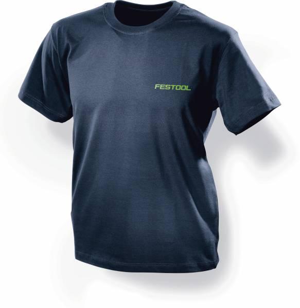 Festool T-Shirt Rundhals Herren Festool S 497912