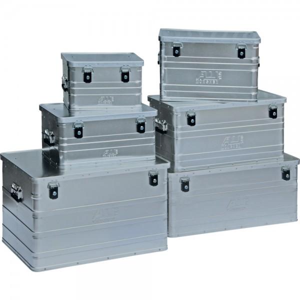 Aluminiumbox B 140 870x460x350mm Alutec