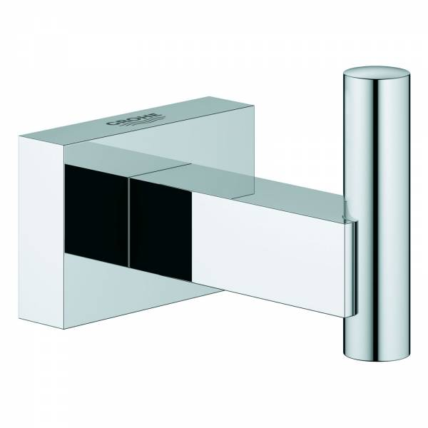 GROHE Bademantelhaken Essentials Cube 40511 Metall chrom