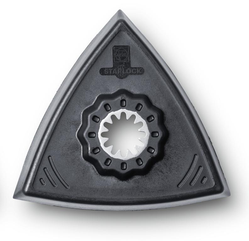 Fein MultiMaster 1x Hartmetall-Raspel 80mm SL 63731001210 Starlock Dreieckform