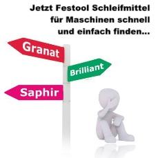 Festool Schleifmittelfinder