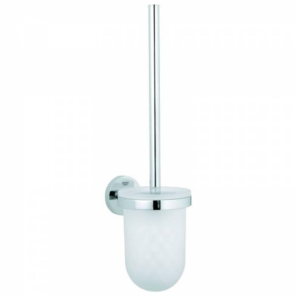 GROHE Toilettenbürstengarnitur Essentials 40374 Wandmontage chrom