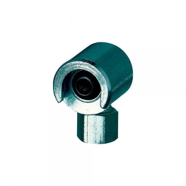Schiebekupplung 16mm Flachnippel Pressol