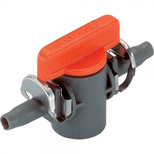 "2x Gardena MDS Absperrventil 3/16"" - 4,6 mm 8357 Micro-Drip-System"