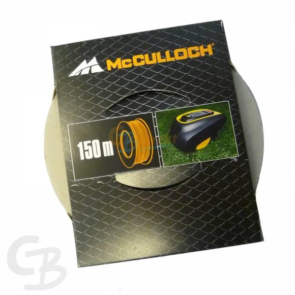 mcculloch begrenzungskabel 150 m f r rob m hroboter ebay. Black Bedroom Furniture Sets. Home Design Ideas