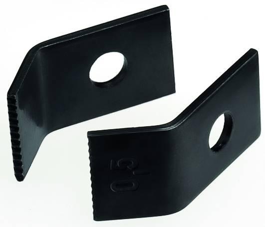KNIPEX 15 19 005 1 Paar Ersatzmesser für 15 11 120 Ø 0,5 mm