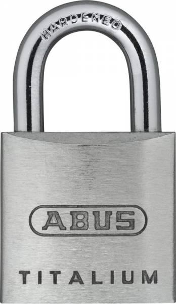 ABUS Titalium Vorhängeschloss 64TI 20-25-30-40-50-60 mm Schloss
