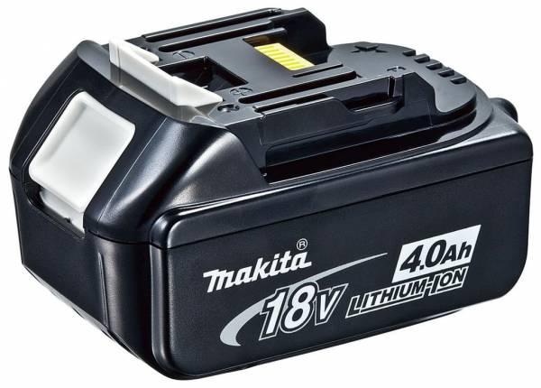 Makita Akku 18V 4,0 Ah Ersatzakku BL 1840 Li-Ionen 196399-0