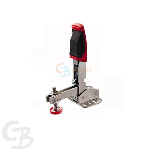 bessey senkrechtspanner mit abgewinkelter grundplatte stc vh 50 schnellspanner cbdirekt profi. Black Bedroom Furniture Sets. Home Design Ideas