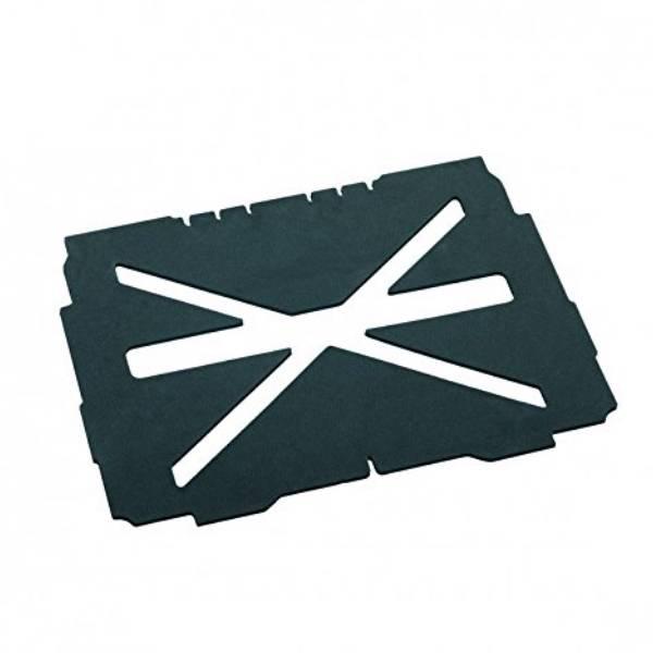 Tanos Bodenpolster mit Kreuzausschnitt für Systainer T-Loc
