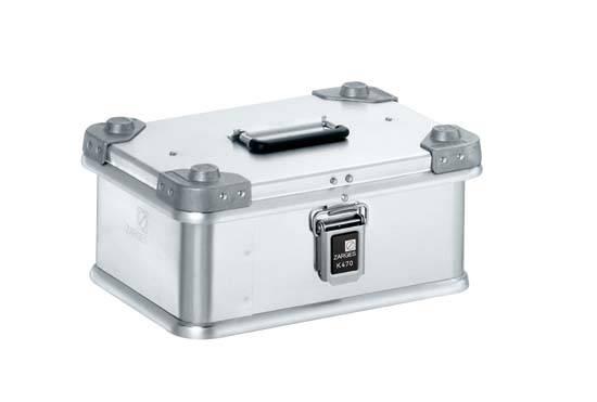 Zarges Alu-Kiste K470 350x250x150mm 40835
