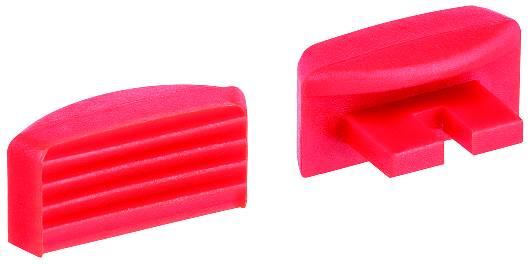 KNIPEX 12 49 02 1 Paar Ersatzklemmbacken für 12 40 200