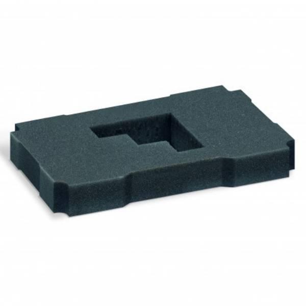 Tanos Würfelmittelpolster 40 mm weich für Mini Systainer T-Loc