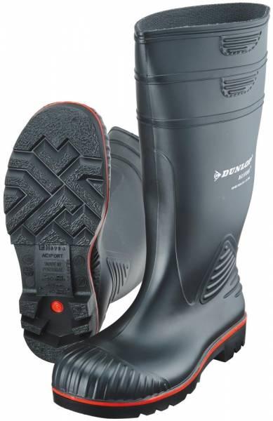 Dunlop Bau-Sicherheitsstiefel Acifort S5 schwarz