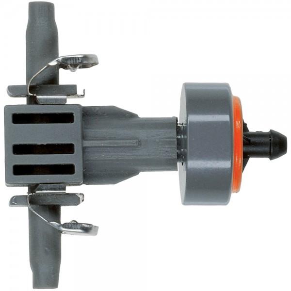 10x Gardena MDS Reihentropfer 2 L druckreguliert 8311 Micro-Drip-System