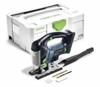 Festool Akku-Pendelstichsäge CARVEX PSBC 420 Li EB-Basic/EBI-Plus/EBI-Set