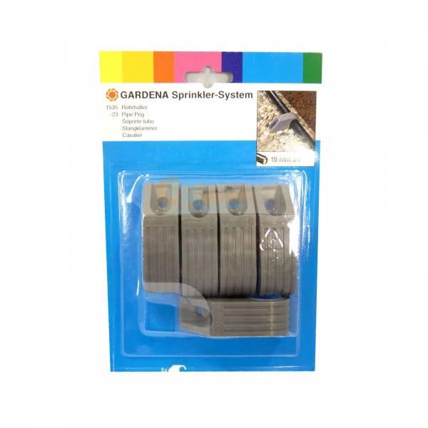 Gardena Sprinklersystem (alt) Rohrhalter 19 mm 1535 Schlauchführung Sprinkler