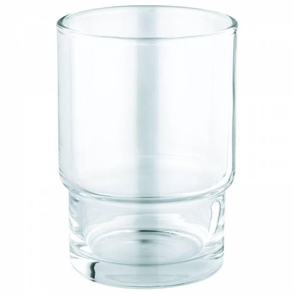 GROHE Glas Essentials 40372 passend für Halter Essentials/- Essentials Cube