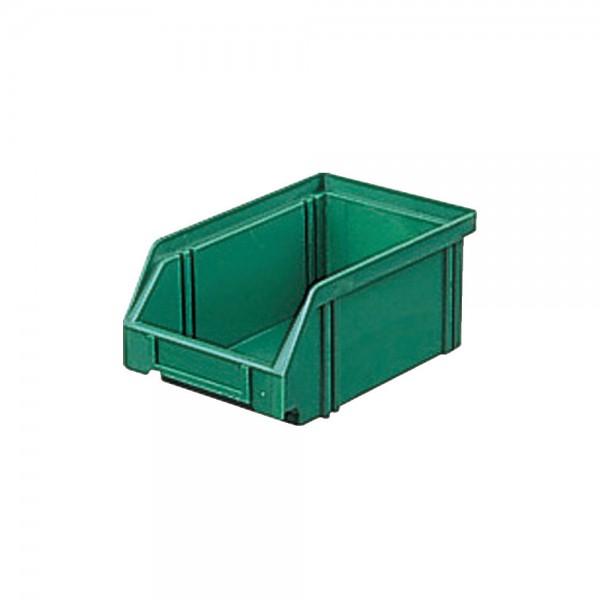 Sichtlagerkasten LK 4 grün