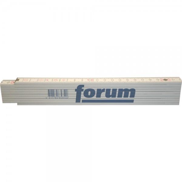 Holz-Gliedermaßstab 2mx16mm FORUM