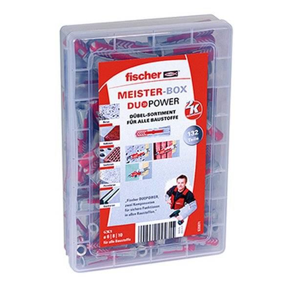 FISCHER MEISTER-BOX DUOPOWER (132) NR. 535971