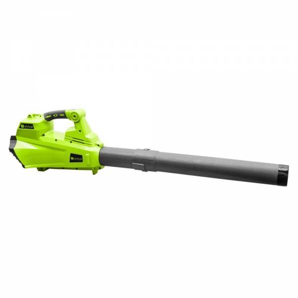 Zipper Akku-Laubgebläse 40 V Handbläser Laubbläser Solo ZI-LBR40V-AKKU