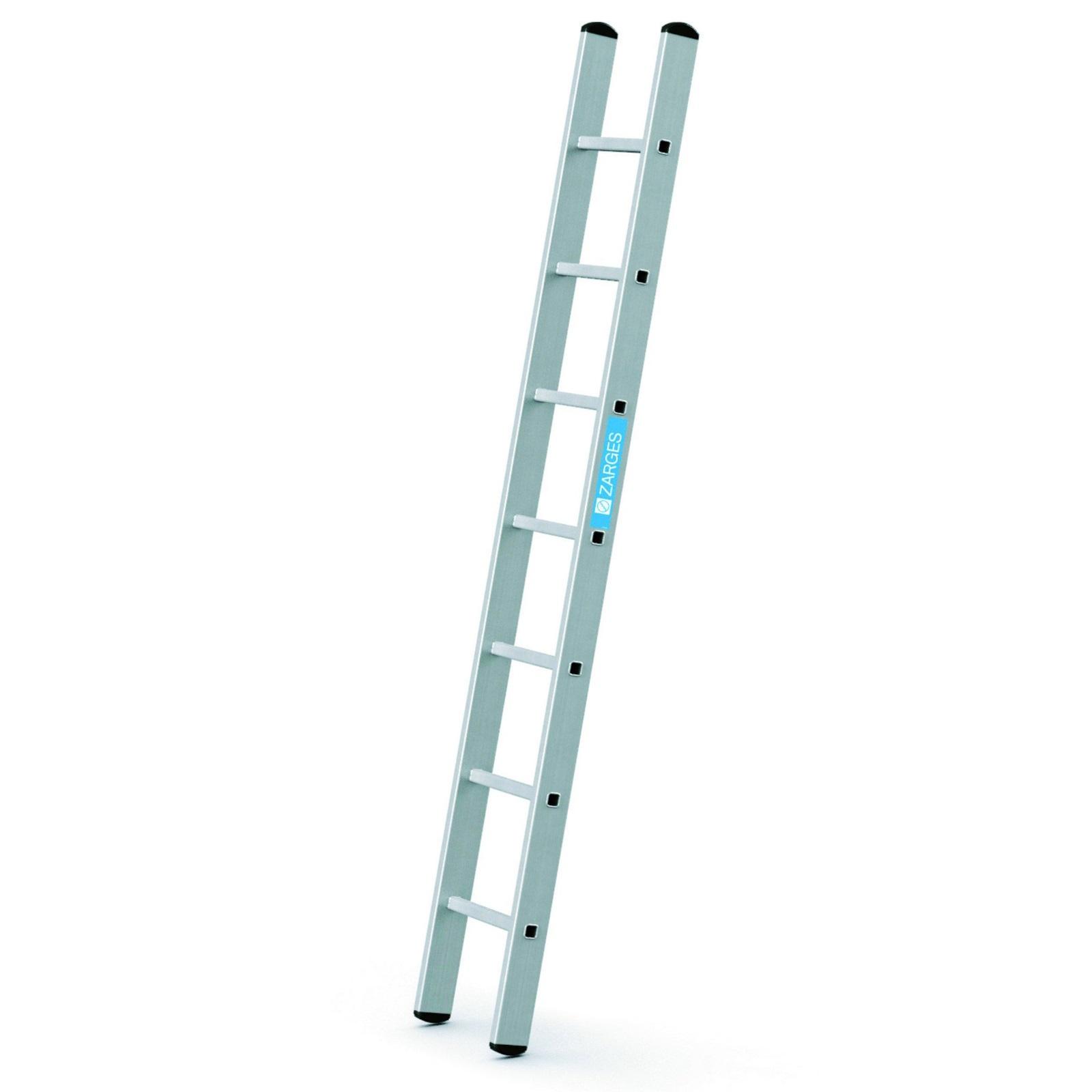 Arbeitshöhe 3,05 m 41547 Zarges Alto L 7 Sprossen Leiterlänge 2,21 m
