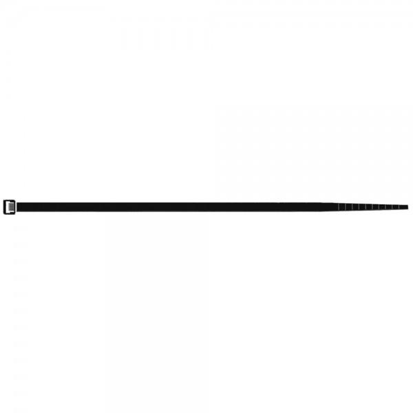 Kabelbinder Nylon schwarz 135x 2,5mm a100Stk. Sapi