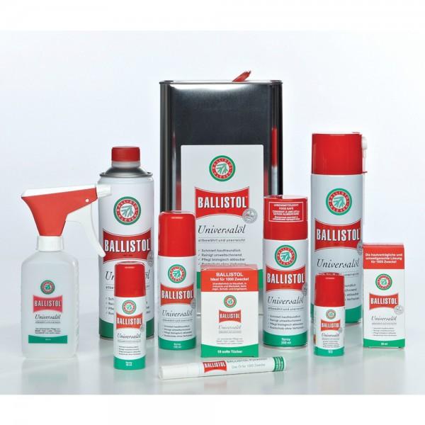Ballistol-Spezialöl 200ml Spray 5-sprachig VPE 20