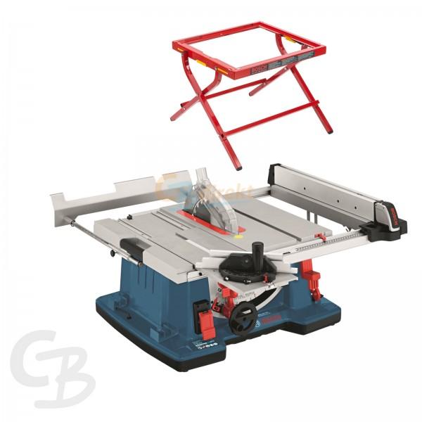 bosch tischkreiss ge gts 10 xc mit arbeitstisch gta 6000 0615990em9 ebay. Black Bedroom Furniture Sets. Home Design Ideas