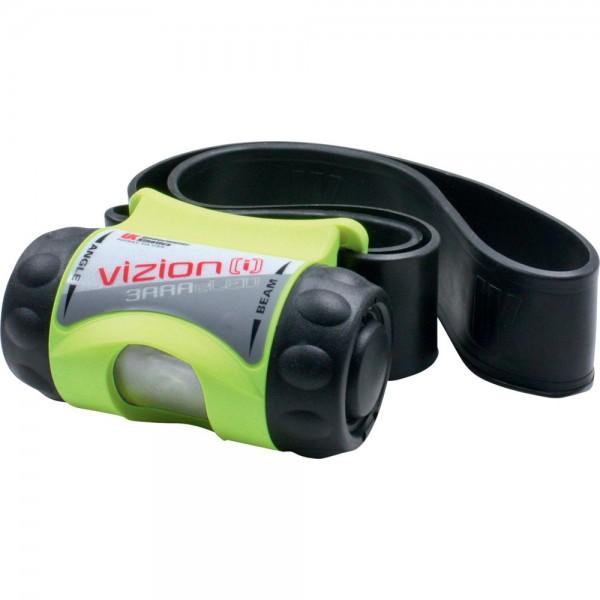 Stirnlampe VIZION gelb 1Watt exgeschützt eLED UK