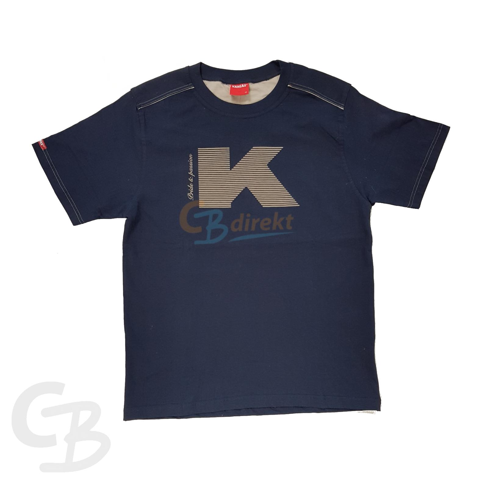 Kwintet KANSAS T-SHIRT EDGE