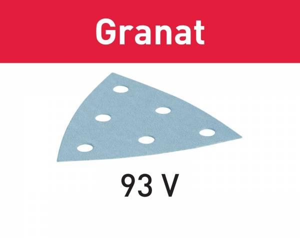 Festool Schleifblatt STF V93/6 P40-P400 GR/50 Granat AUSWAHL