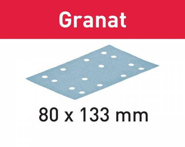 Festool Schleifstreifen STF 80x133 P40-P400 50 oder 100 Stück Granat AUSWAHL