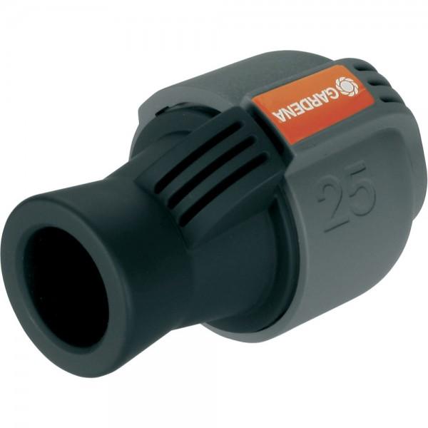 """Gardena Sprinklersystem Verbinder 25 mm x 3/4"""" IG 2761 Adapter Neu Sprinkler"""