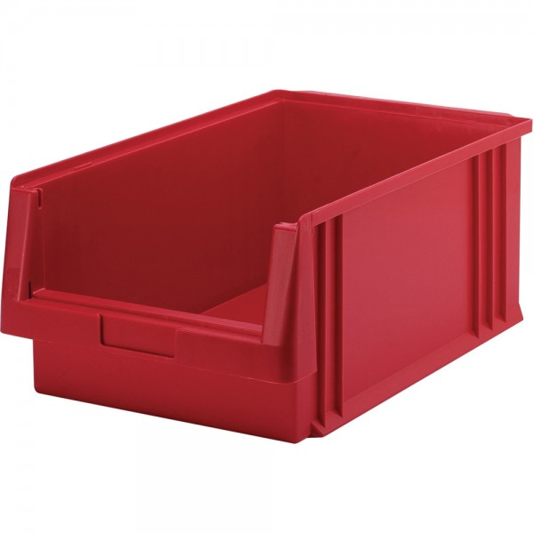 Sichtlagerkasten PLK 1 rot