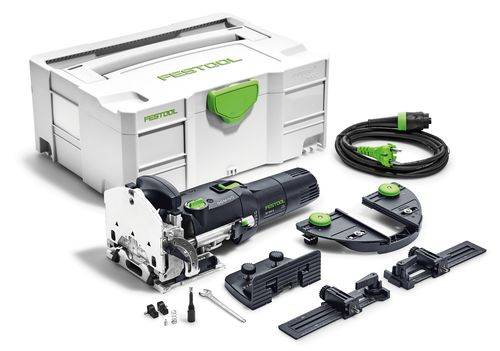 Festool Dübelfräse DF 500 Q-Set DOMINO 574427
