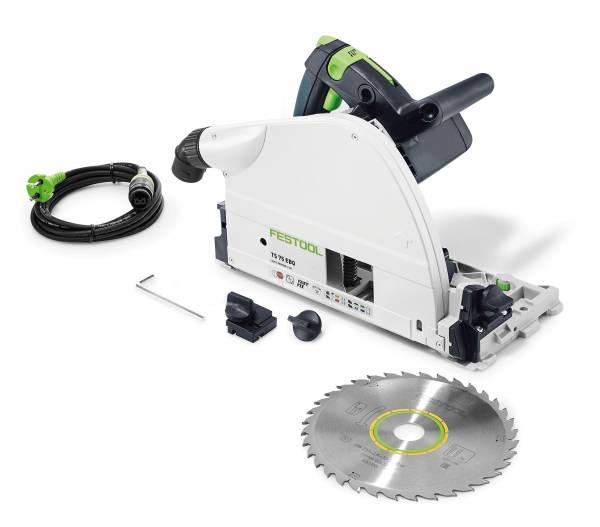 Festool Handkreissäge Tauchsäge TS 75 EBQ/EBQ-Plus/EBQ-FS/EBQ-Plus-FS