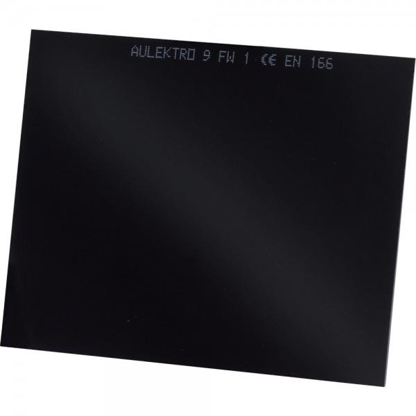 Schweißerschutzglas 90x110 DIN 13 VPE 10