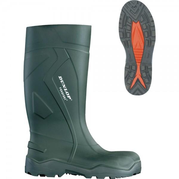 Dunlop Sicherheitsstiefel Purofort+ S5 CI SRC dunkelgrün