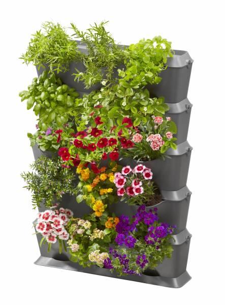 gardena natureup set vertikal mit bew sserung 13151. Black Bedroom Furniture Sets. Home Design Ideas
