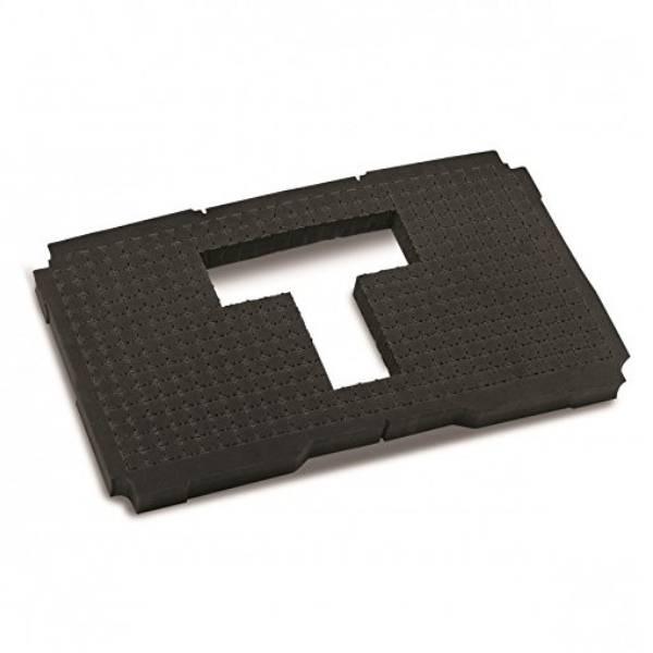 Tanos Würfelmittelpolster 25 mm hart für Midi Systainer T-Loc