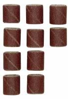 PROXXON Ersatzschleifbänder für Schleifzylinder, Korn 120, 10 Stück 28979