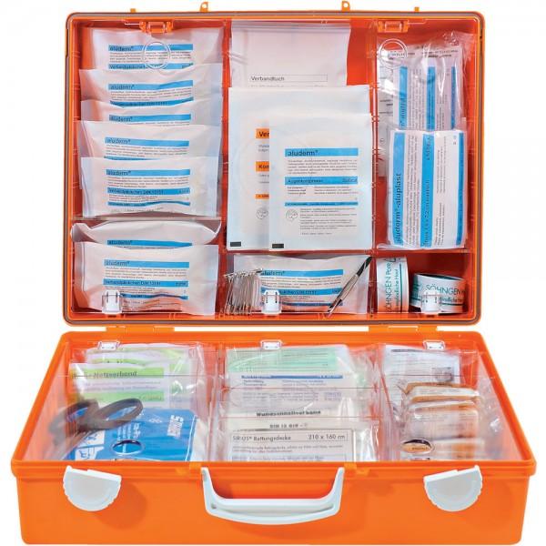 Füllung für Erste Hilfe Koffer DIN Nr.60300, DIN 13169-E, 200tlg.