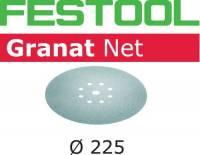 Festool STF D225 P80-P400 GR NET Netzschleifmittel Granat Net