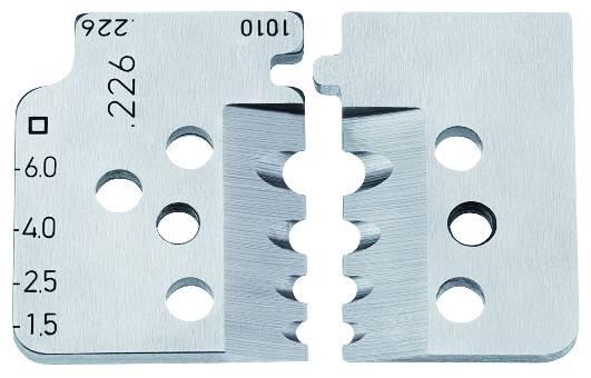 KNIPEX 12 19 11 1 Satz Ersatzmesser für 12 12 11
