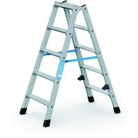Zarges Nova B - Stufen-Stehleiter 2 x 5 Stufen 42465